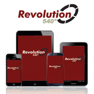 Revolution540 App-Store Apps Powered by DNN