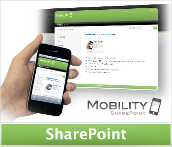Mobility Green (Enterprise License) SharePoint Masterpage and Theme